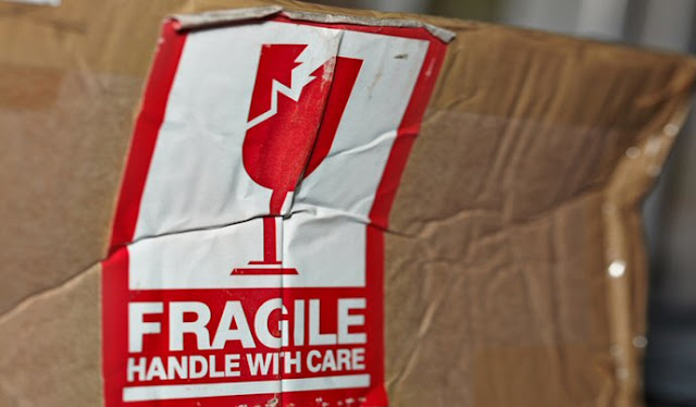 Bad parcel handling
