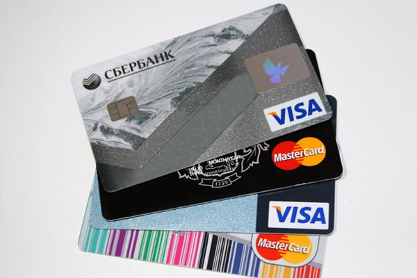 credit cards - family budget