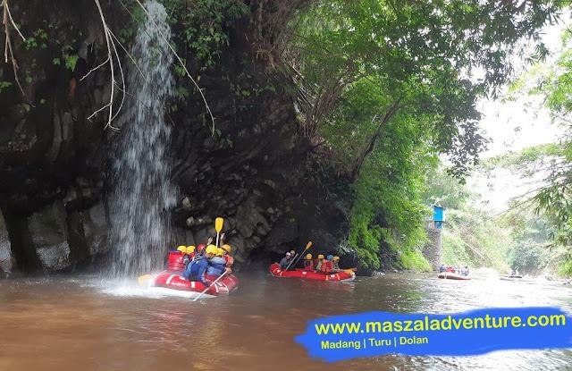 Arung Jeram Rafting Moga Pemalang