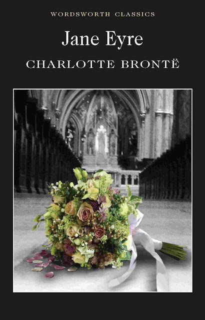Jane Eyre (Wordsworth Classics) valentine day romantic books