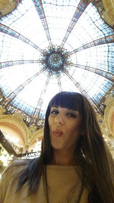 Cupula de las Galerias Lafayette