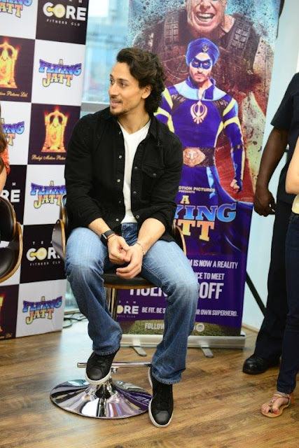 A Flying Jatt is a superhero film directed by Remo D'Souza starring Tiger Shroff, Jacqueline Fernandez & Nathan Jones, produced by Balaji Motion Pictures.
