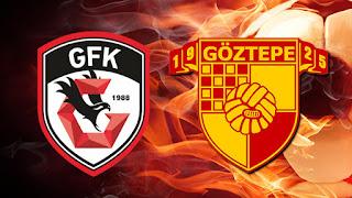 Gazişehir FK - Göztepe