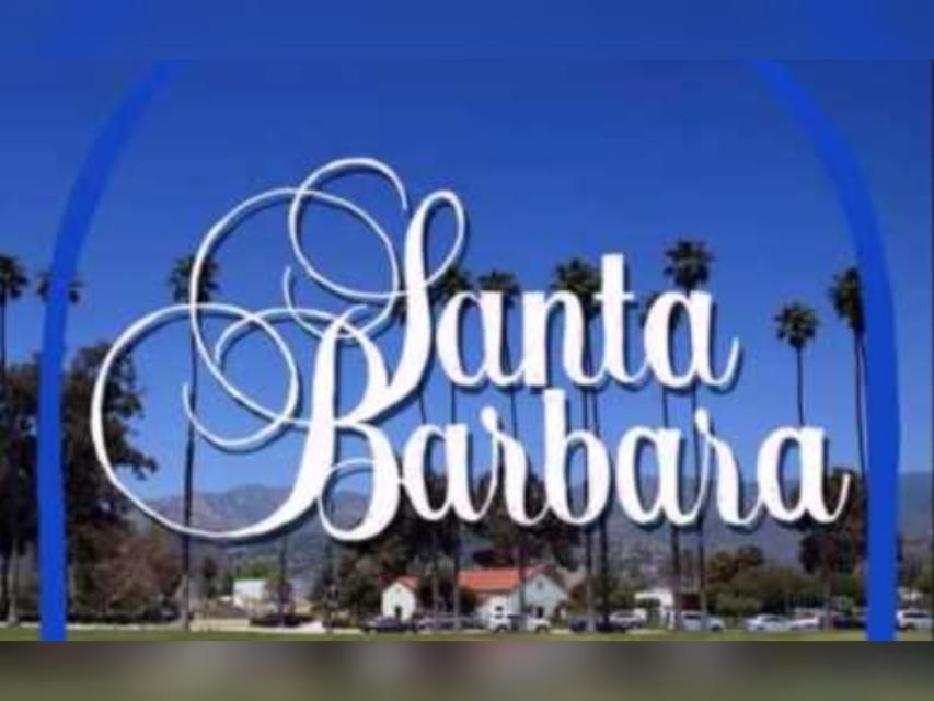 Santa Barbara soap opera custom opening - YouTube