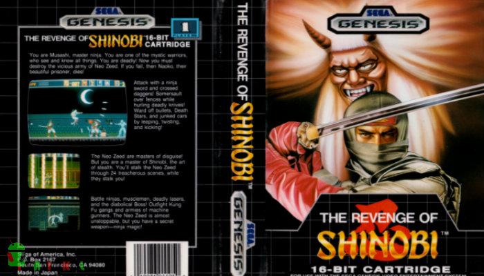 Game Classic SEGA The Revenge of Shinobi Sekarang Hadir di iOS serta Android