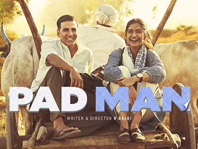 Padman-10 best bollywood hindi movies of 2018