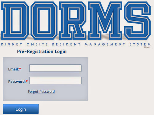 M.U. Residence Hall Living: Accessing DORMS and Registering for Housing