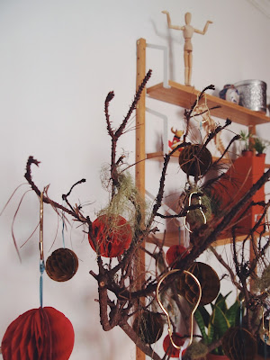 hacer un árbol de navidad original en casa