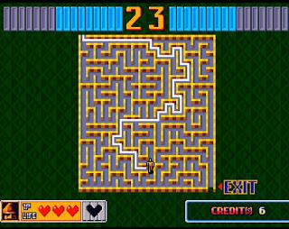 タントアール 迷路のゲーム