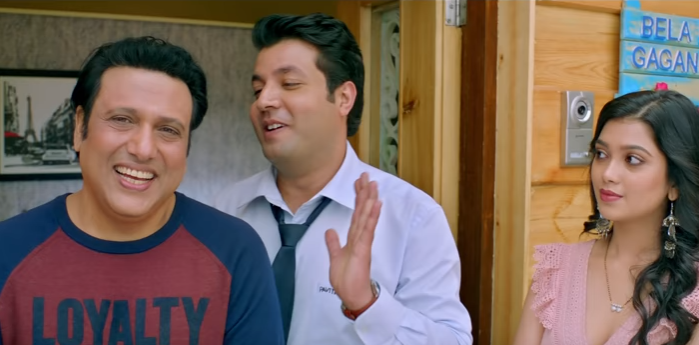 Watch Official trailer of FRYDAY starring Govinda Varun Sharma Abhishek Dogra