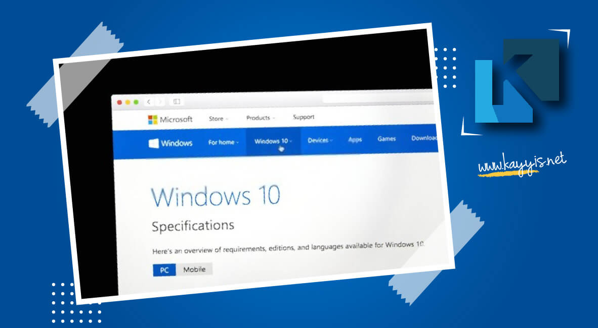 download windows 10 dari microsoft