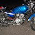 Asegura SSP a uno en posesión de motocicleta con reporte de robo