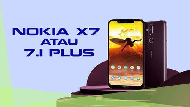 Smartphone Nokia X7, Nokia X Series Generasi Terbaru