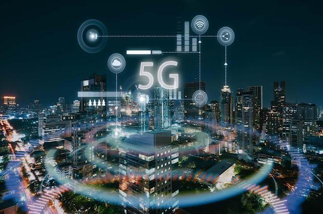 Tecnologia 5G no mundo