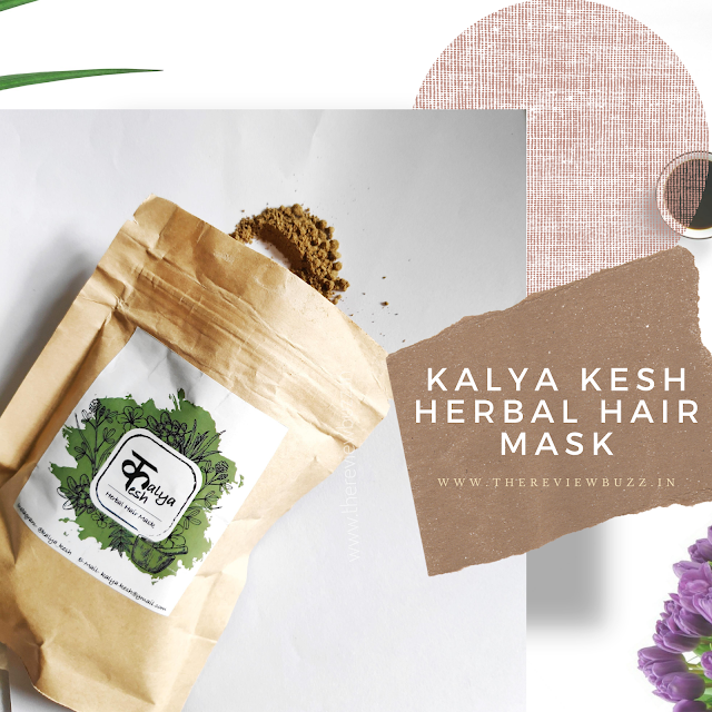 Kalya Kesh Herbal Hair Mask Review