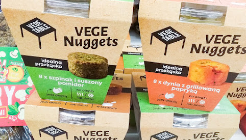Vege nuggets