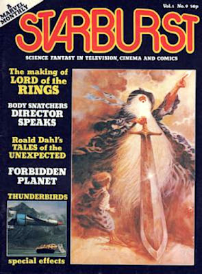 Starburst #9, Lord of the Rings