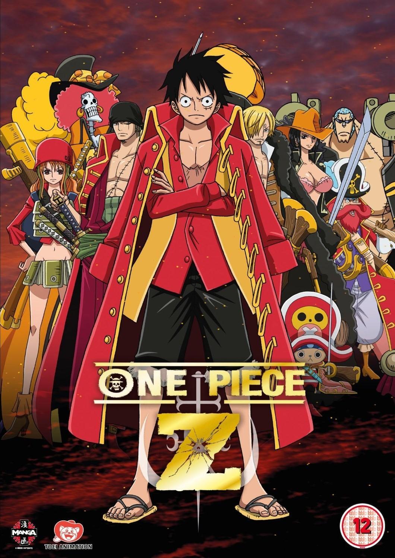 One Piece The Movie 12 : Film Z วันพีซ ฟิล์ม แซด พากย์ไทย HD