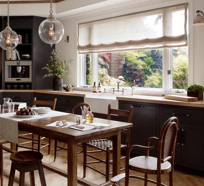 The Fox's Den: Update Your Kitchen On A Budget