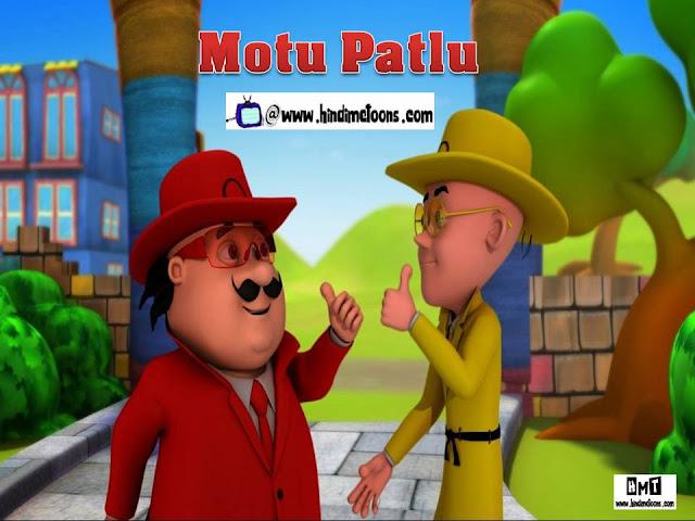 Download Motu Patlu HINDI Episodes [HD]