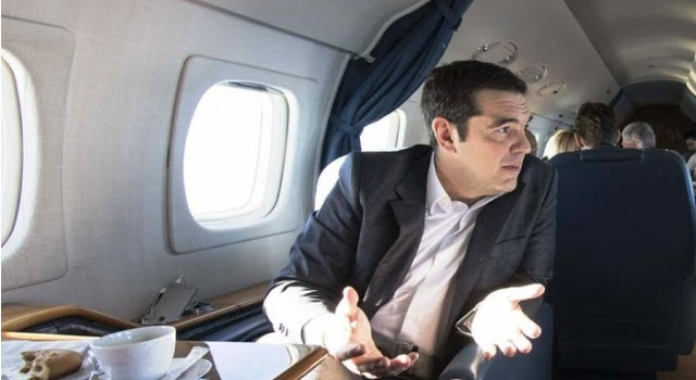 Άγριο «κράξιμο» Τσίπρα μέσα σε αεροπλάνο: «Ξεπούλησες τη Μακεδονία, είσαι προδότης, έπρεπε να είσαι φυλακή» – Βίντεο