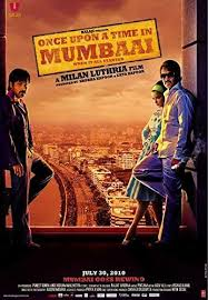 Once Upon A Time in Mumbai movie, bollywood movies
