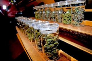 cannabis à Barcelone
