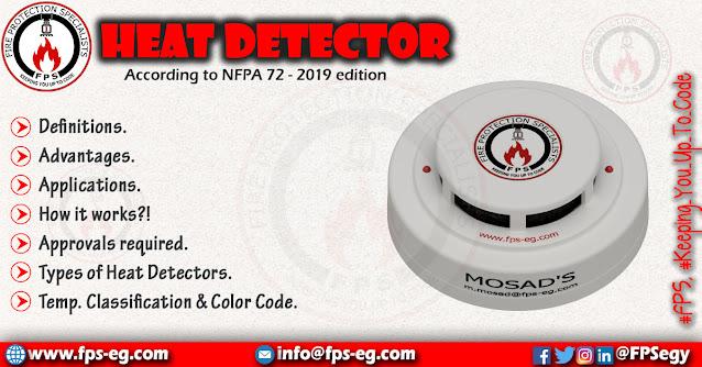 Heat Detectors