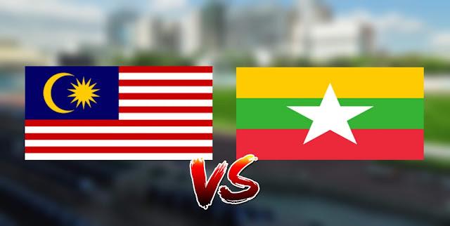 Live Streaming Malaysia vs Myanmar Sukan SEA 25.11.2019