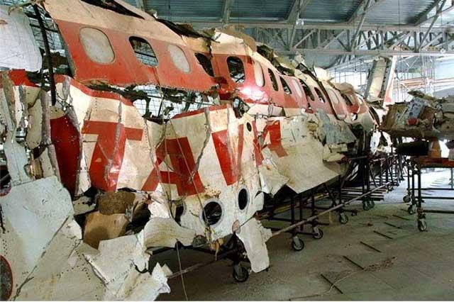 Pesawat Itavia Airlines 870 Dirakit Kembali