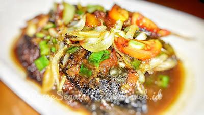 Resep Masak Ikan Mas Saus Teriyaki