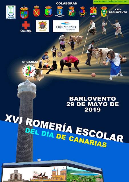 Romería Escolar del Día de Canarias: La Escuela Unitaria Avanza y Continúa en La Brega
