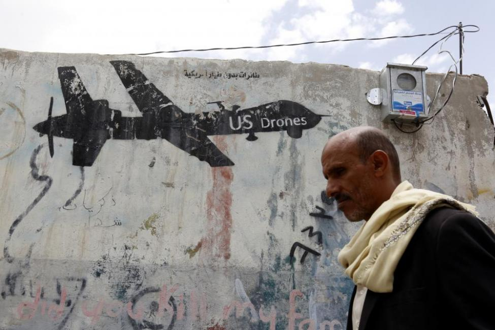 U.S. Military Drone Missed A Second Iranian Official In Yemen