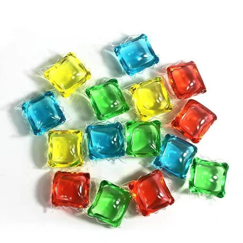 Laundry Gel Beads wangi macam cuci kain dekat kedai dobi !