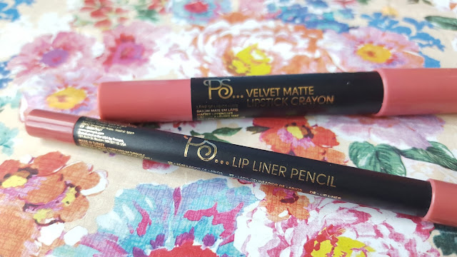 Primark P.S. Matte Lipstick Crayon & Lip Liner Pencil Review