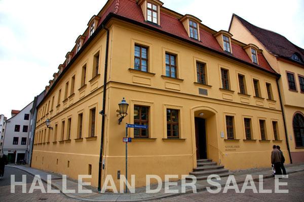 Halle an der Saale Saxony Anhalt s Cultural Capital