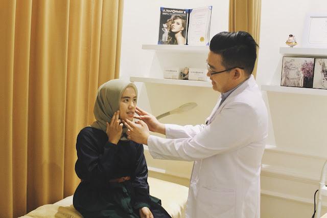 Perawatan jerawat di Insta Beauty Center