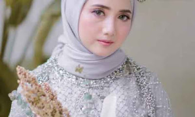model kerudung pengantin 6