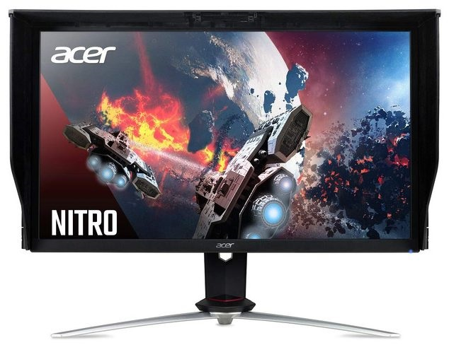 Monitor: Acer Nitro XV273K