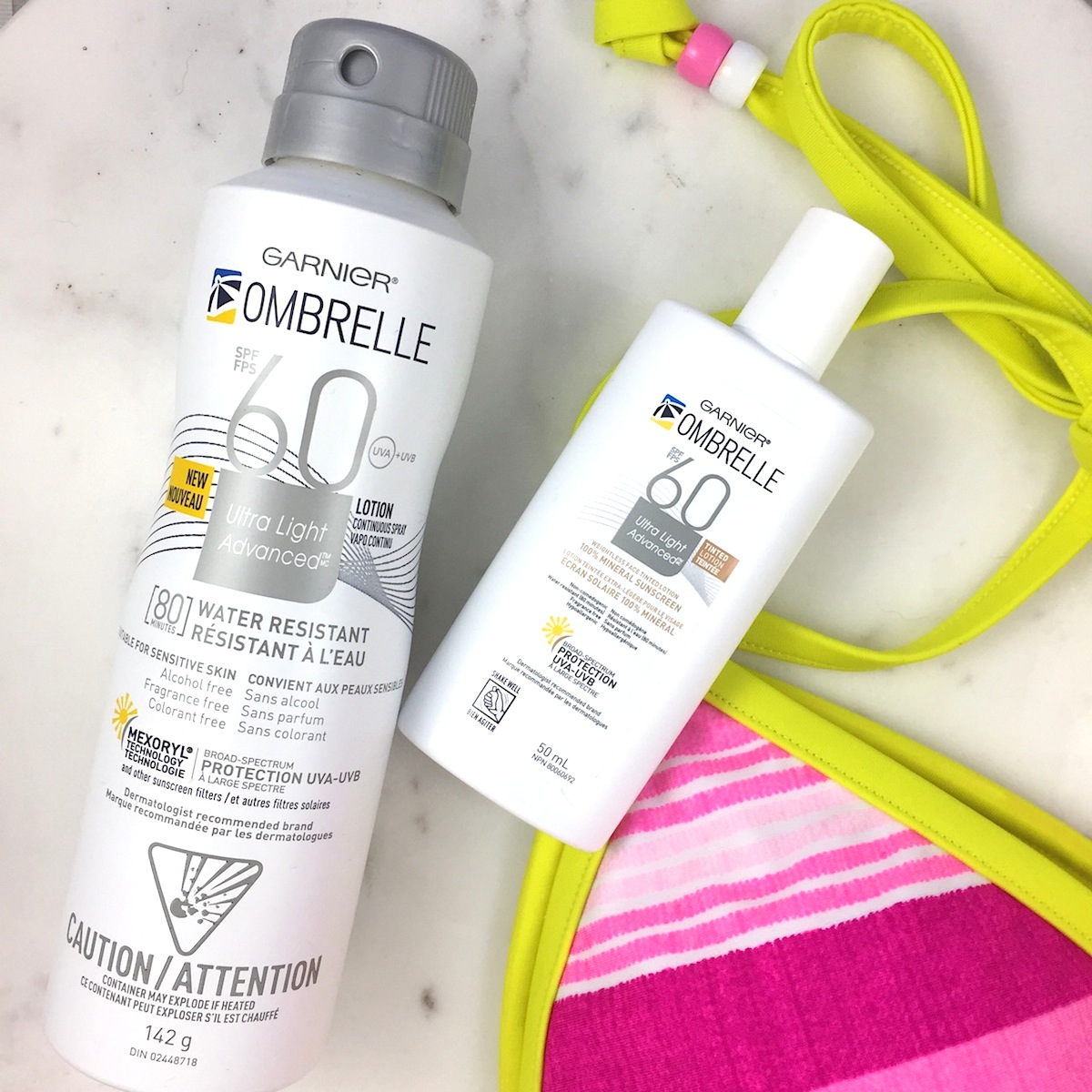Ombrelle Ultra Light Advanced Sunscreen for face and body: A quick review