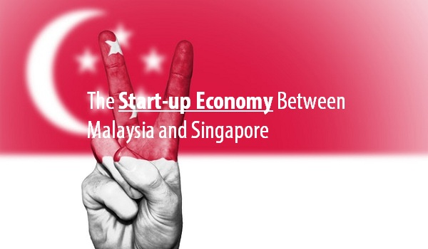 Start-up economy between Malaysia and Singapore