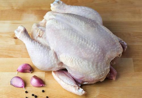 ayam utuh Whole Chicken