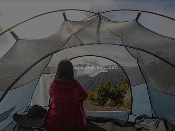 Pengalaman Baru Camping di Bromo