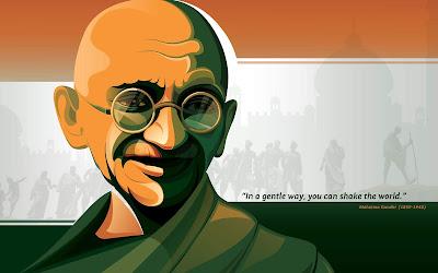 Mahatma Gandhi photos