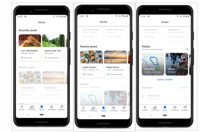 """Top Tech News of the Week: """"Google Maps New Update"""",""""YouTube Took Down More Videos"""",""""Facebook Plans New Service""""...."""