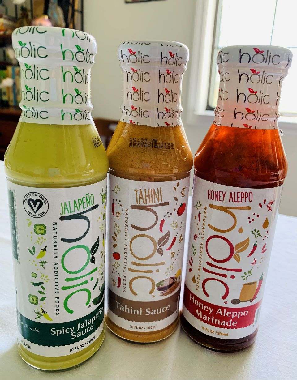 Holic Foods Sauces Trio