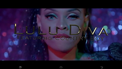 VIDEO|  Lulu Diva ft Country Boy ~  Mapopo| [official mp4 video]