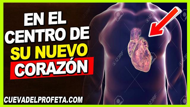 En el centro de su nuevo corazón - William Marrion Branham en Español
