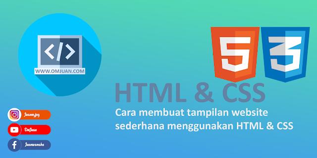 Tutorial HTML & CSS
