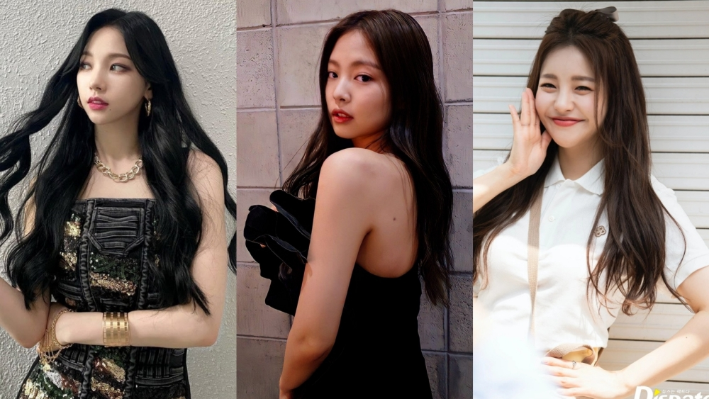 List of The Most Popular K-Pop Girl Group Members in July 2021